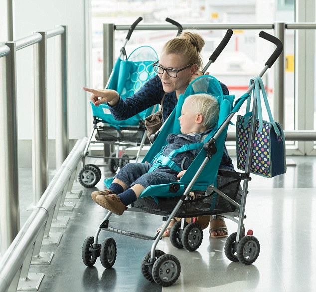 Gate Checking Your Stroller, Should You BeWorried?