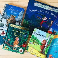 Best books for kids - Anything by Julia Donaldson