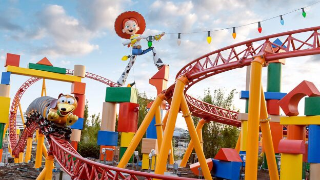 Toy Story Land is Opening Sooooooon!!!