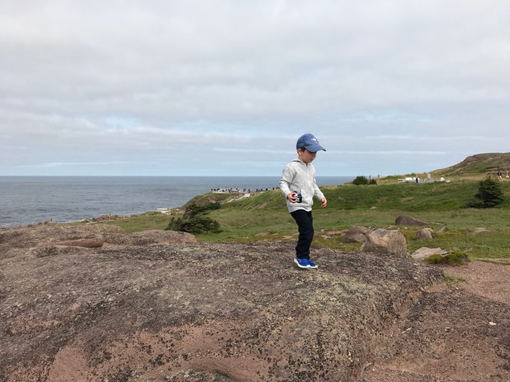 Traveling to St. John's Newfoundland with Kids