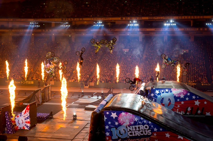 Nitro Circus is Coming to Town and You Could be Watching them Live! *Contest*