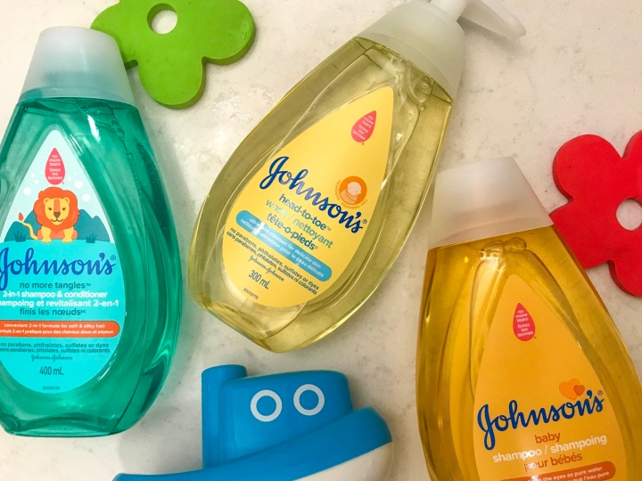 Why I haven Fallen Back in love with Johnson's Products
