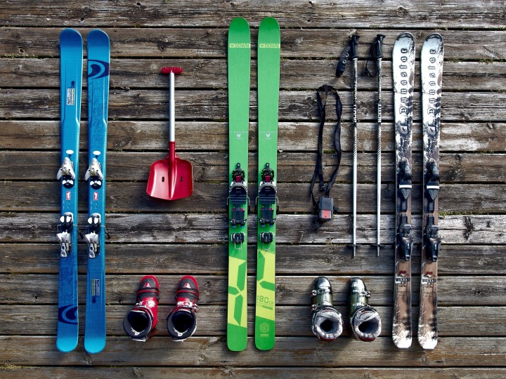 The Best Way to Keep Your Kids Organized this Ski Season